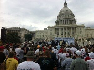 "Tea Party Groups Hold ""Audit the IRS"" Rally MP3"
