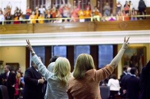 Gov. Perry Renews Texas Abortion Bill Battle MP3