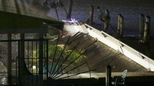 Florida Deck Collapse Injures Dozens MP3