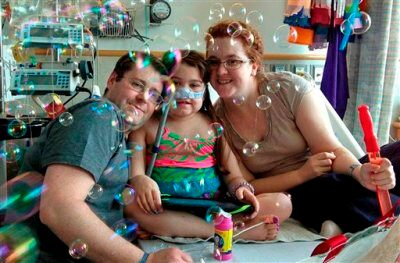 PA Girl Receives 2nd Double-Lung Transplant