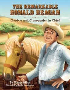 [AUDIO] Susan Allen on Her New Children's Book About Ronald Reagan!