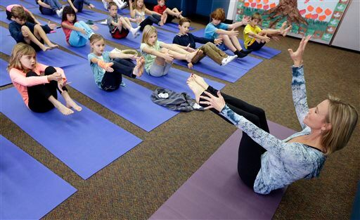 Battle Over Yoga In Public School MP3