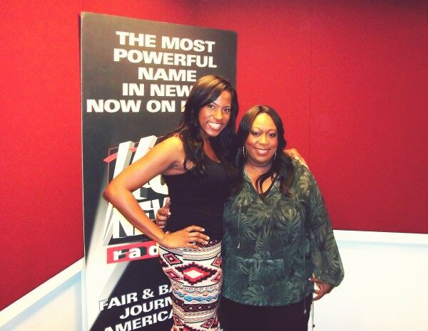 FOX News Radio's Crystal Berger and Loni Love