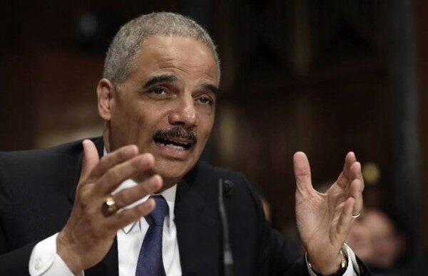 Eric Holder Zimmerman