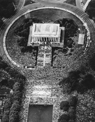 March on Washington, Aug. 28 1963