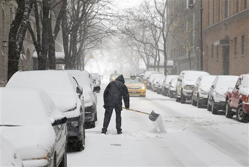 Winter Weather NYC