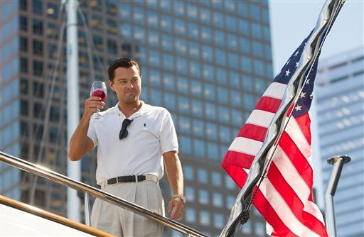 The Wolf of Wall Street (AP Photo/Paramount Pictures and Red Granite Pictures, Mary Cybulsk, file)