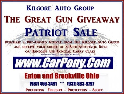Photo courtesy of Kilgore Auto Group www.carpony.com