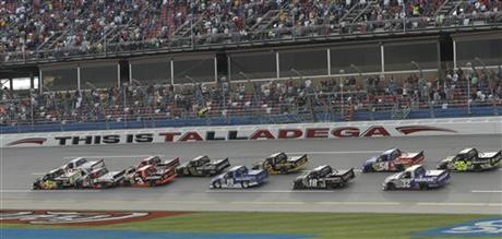 FOX in The Fast Lane: Restrictor Plate Racing at Talladega MP3