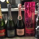 Wine With Me Champagne Bottles