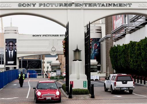 Sony Hack Computer Security