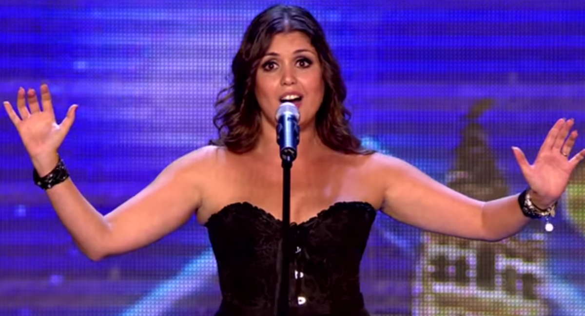 Opera Singer Busts into AC/DC's 'Highway to Hell' on Spanish TV Show   Entertainment