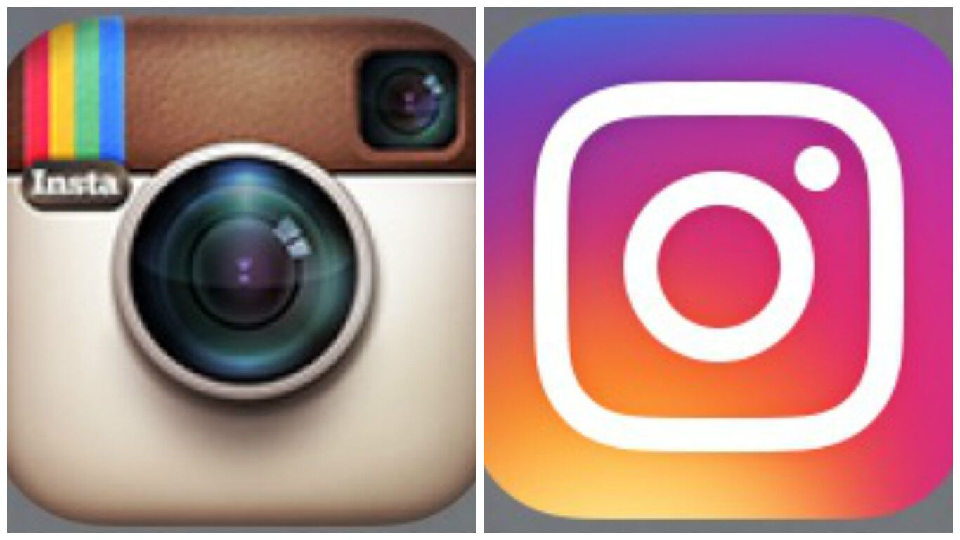 instagram makes a change to their logo fox on tech