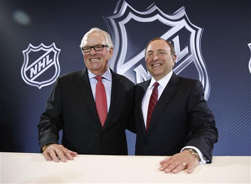 National Hockey League  approves Las Vegas expansion team