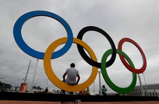 Russian swimmers file appeals against Olympic ban
