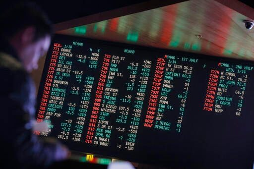 Appeals court hands loss to New Jersey sports betting effort