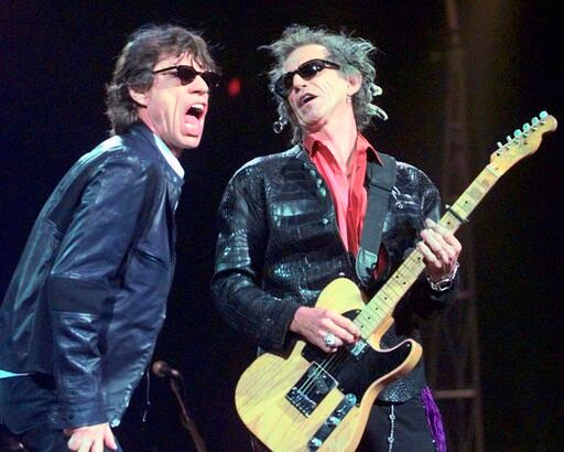 Rolling Stones Set Release Date For Blues Album
