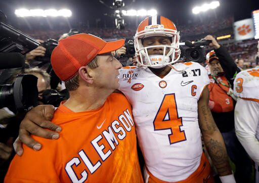 Clemson Dethrones Alabama And Wins National Championship With Last-Second Touchdown