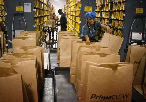 Amazon to add 1000 jobs in state