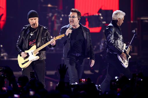 U2 coming to Seattle for 2017 'Joshua Tree' tour