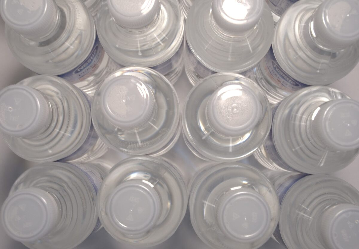 Step Aside Soda!… Bottled Water is King of the Land