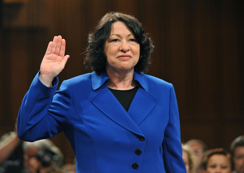 Sonia-Sotomayor-Confirmation-Hearing