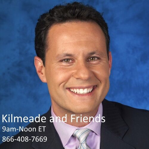 Kilmeade and Friends Show Banner Image