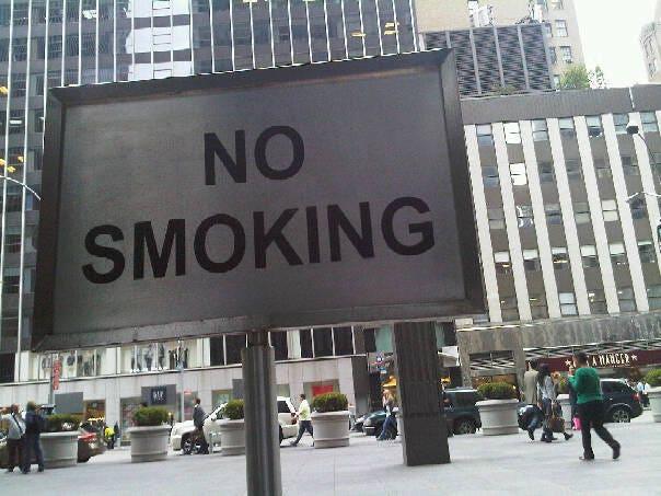 America's Talking – Smoking Ban   News