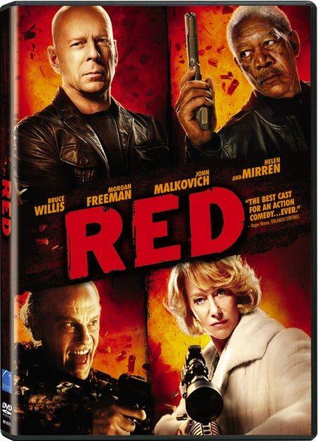 Red NTSC MULTi DVDR [FS]