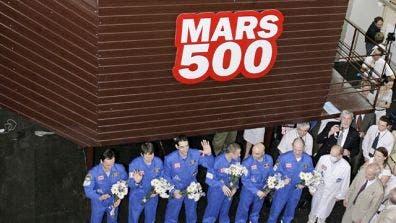 Mock Mars Mission Ends [VIDEO] | Video