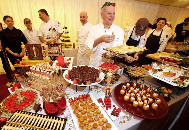 wolfgang puck s oscar party tips news. Black Bedroom Furniture Sets. Home Design Ideas