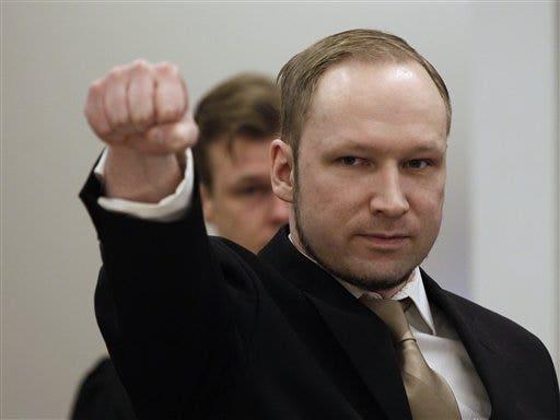 Breivik News: Norway Massacre Suspect Admits Killing 77, Pleads Not