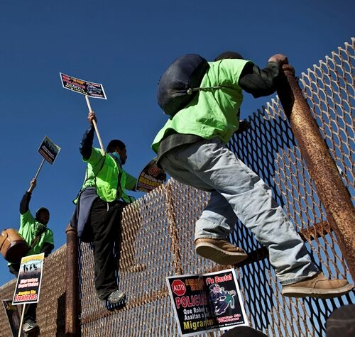 Study: As Many Immigrants Leaving US As Are Coming to US  News