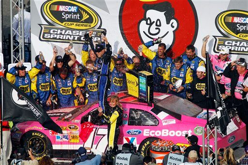 Kenseth Avoids Final Lap Wreck, Wins at Talladega | Sports