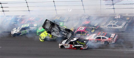 How Much Does A Nascar Cup Car Cost
