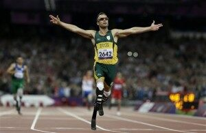 Pistorius-Shooting Athletics