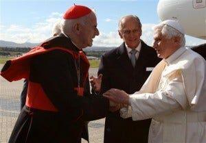 Benedict XVI, Keith O'Brien