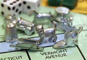 Monopoly New Token