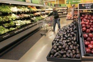 Wal Mart Produce