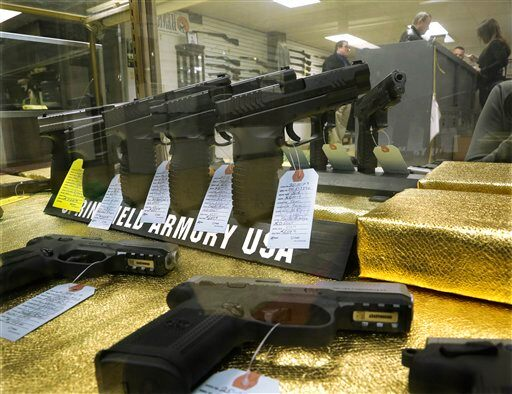 the debate about control of handguns in the united states The debate over gun control in the united states has waxed and waned over the years, stirred by a series of mass killings by gunmen in civilian settings.
