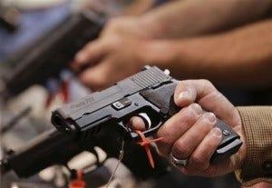 Gun Debate Tradeshow