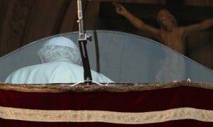 APTOPIX Italy Vatican Pope