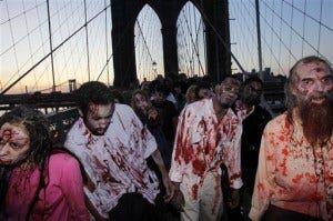 Zombie Popularity