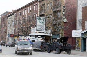 US Upstate NY Shootings