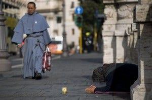 Italy Pope