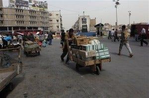 Mideast Iraq Today