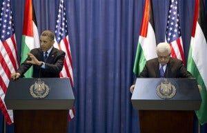 Mahmoud Abbas, Barack Obama