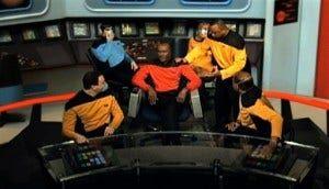IRS Star Trek Video
