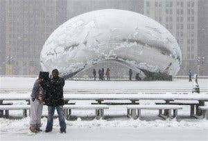 Winter Storm Illinois