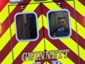 Firefighters Hostage Georgia